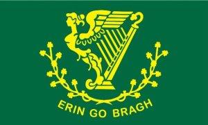 St. Patrick Erin go bragh