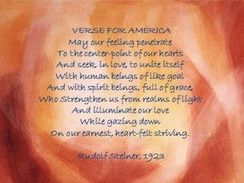 america verse