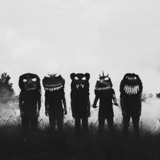 halloween masks!