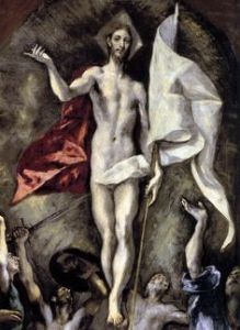 resurrection el greco