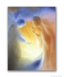 veil birth of light