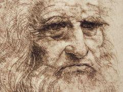Leonardo da Vinci self