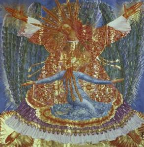 sophia The Glorious Mysteries by Ernst Fuchs