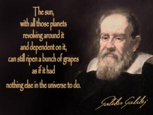 Galileo quote