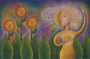 Sun Maiden ROXANA VILLA
