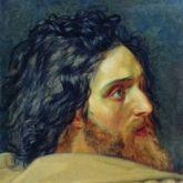 john the baptist head