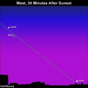 July-8-moon-jupiter-venus