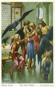 ravens tale
