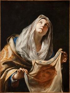 st. Veronica Mattia Preti (Italy, Calabria, Catanzaro province, Taverna, 1613-1699)