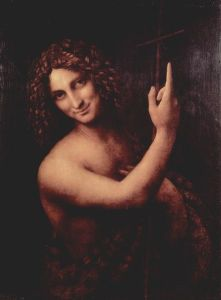John the Baptist Leonardo_da_Vinci_025