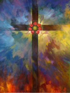 rose-cross