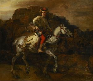 rembrandt-the-polish-rider-possibly-a-lisowczyk-on-horseback