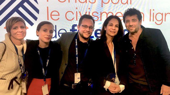 REVERTO et e-Enfance lauréats du Fonds pour le civisme de Facebook