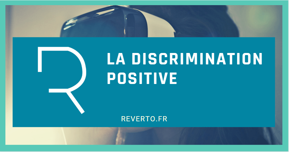 discrimination positive