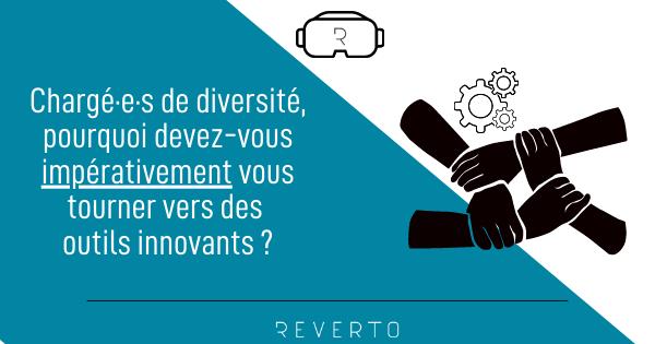 Chargé de diversité outils innovants