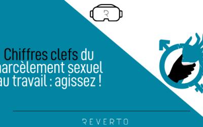 Chiffres clefs du harcèlement sexuel au travail : agissez !