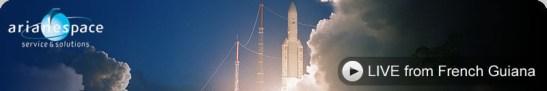 Communiqué Arianespace