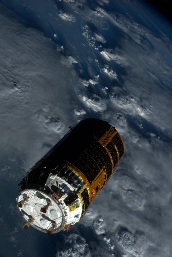 Source NASA (Karen Nyberg)