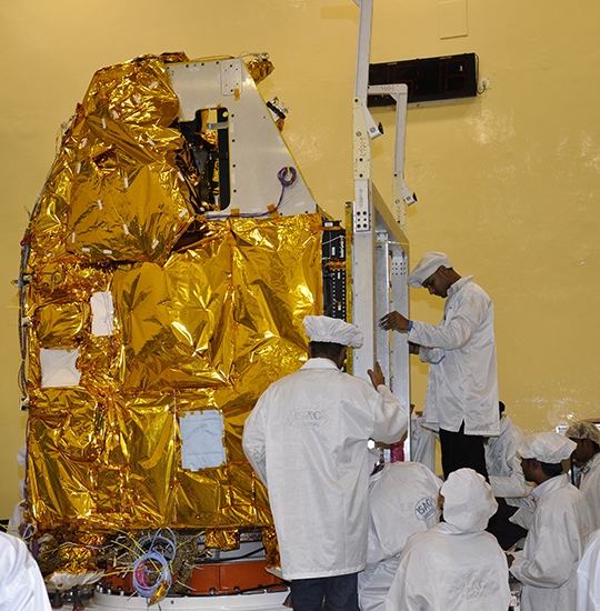 (source ISRO)
