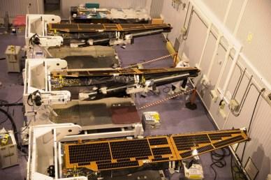 SWARM après remplissage (source ESA)