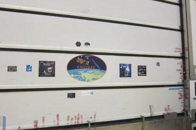 de prestigieux satellites ont précédés GAIA dans ce conteneur : Herchel, Plack, Envisat, ...