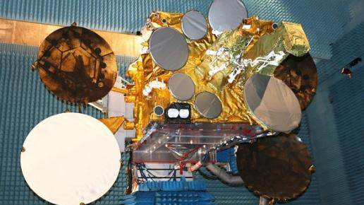 le satellite Eutelsat 3B (source Airbus Defence and Space)
