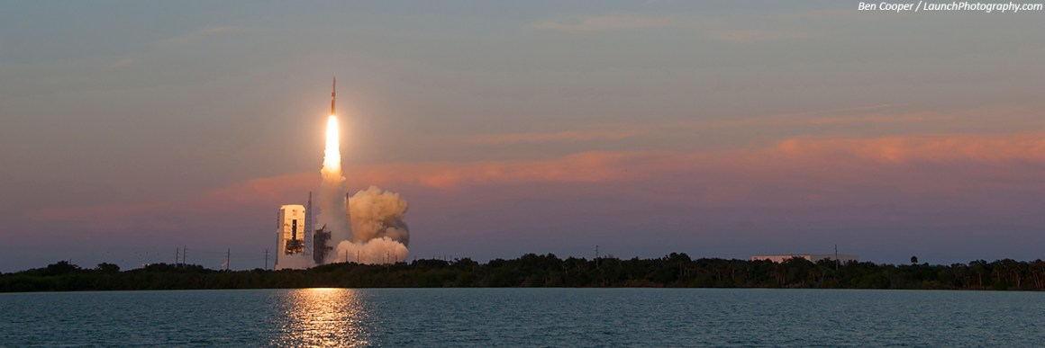Lancement Delta IV - GPS IIF-6 (source Ben Cooper/launchphotography.com)