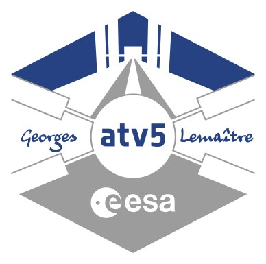 Logo ATV 5 Georges Lemaitre