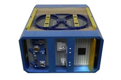L'AEM-X est un module avancé de l'habitat du rongeur conçu pour des missions de longue durée à bord de la Station spatiale internationale. La NASA espère lancer rats à la station spatiale dans le cadre d'une étude sur les effets biologiques des missions spatiales de longue durée.