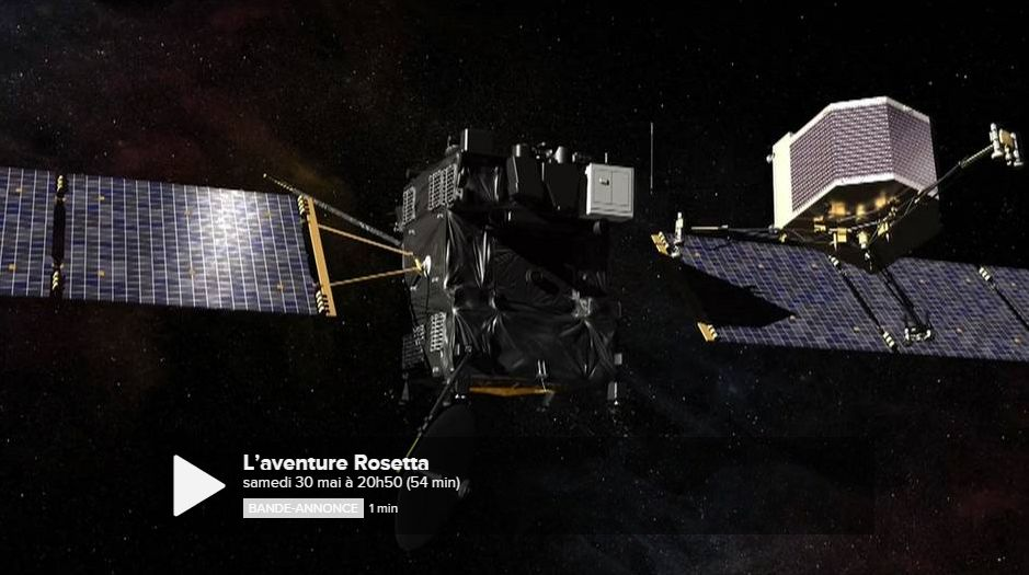 Arte - L'aventure Rosetta