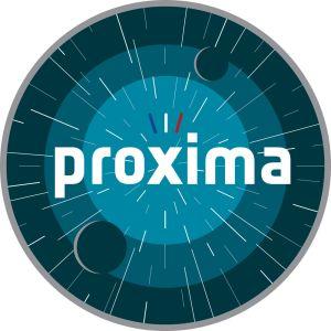 Le logo de la mission Proxima de Thomas Pesquet (source ESA)