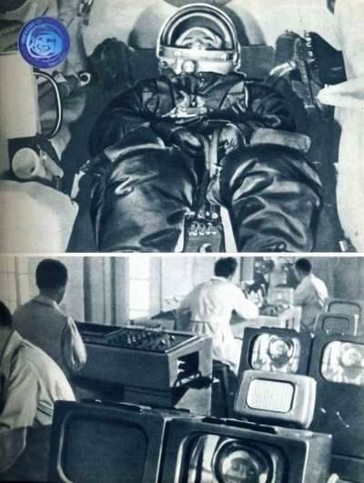 Répétition du premier vol habité de Youri Gagarine (source Tezio, espace-passion)