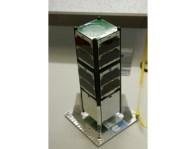 Le cubesat Samsat-218 (credit Roscosmos)