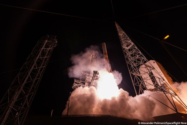 Lancement Delta 4 / WGS-8 le 07/12/2016 (credit Alex Polimeni/Spaceflight Now)