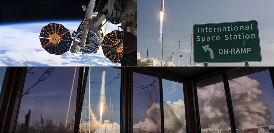 Cygnus NG 11 : des expériences et des cubesats pour l'ISS
