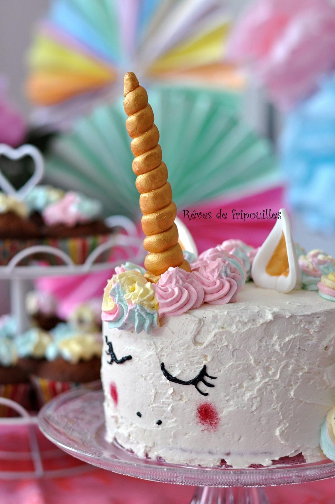 Fabriquer Une Pinata Facile Et Rapide une fête d'anniversaire licorne – rêves de fripouilles