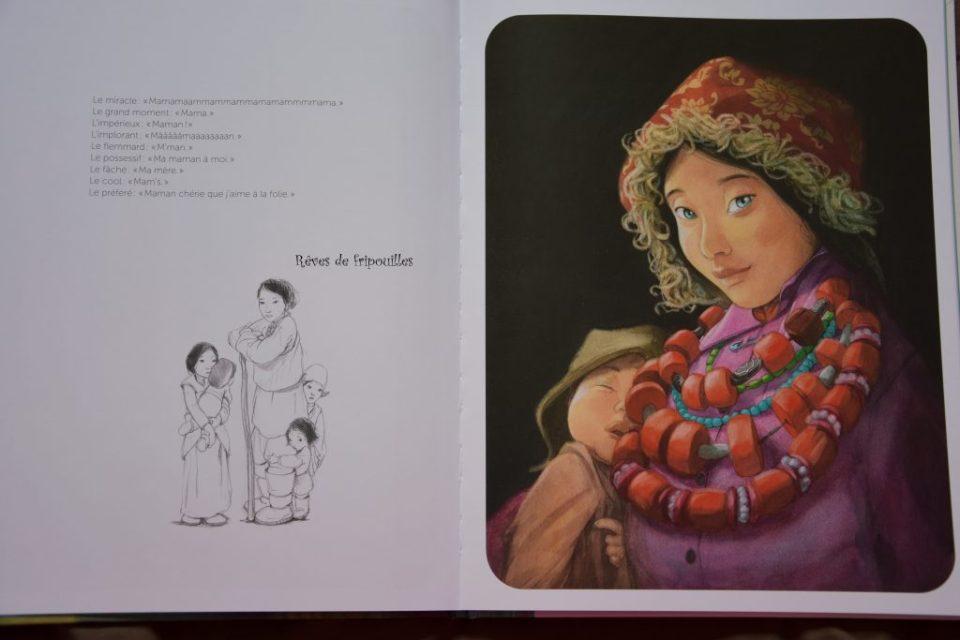 Maman Un Nouveau Livre Magnifique Pour Toutes Les Mamans Reves De Fripouilles