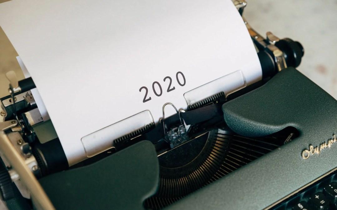 Mon bilan 2020 en 5 étapes