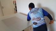 Películas Decorativas - Revestirlar - Revestimento Fumê, Redes de Protecao em aracaju (5)