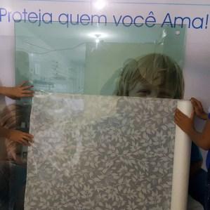 Películas Decorativas - Revestirlar - Revestimento Fumê, Redes de Protecao em aracaju (8)