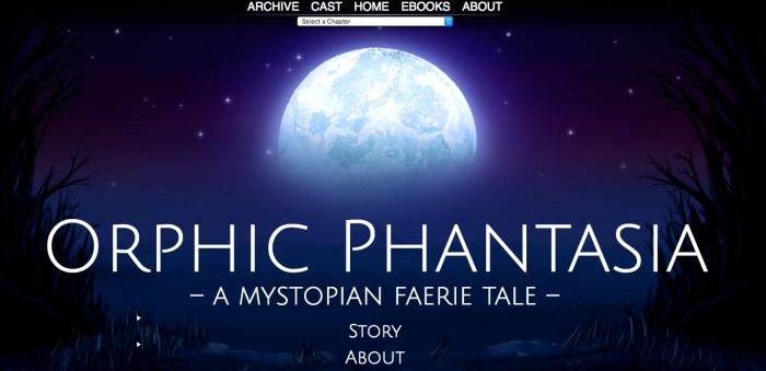 The Orphic Phantasia Web Serial.