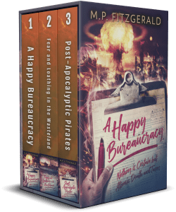 Book Cover: The Happy Bureaucracy Box Set: Books 1-3