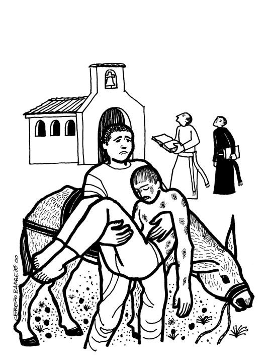 Revised Common Lectionary: Good Samaritan, Bad