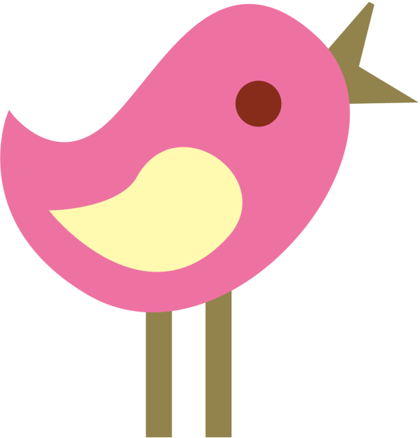 Cute Bird Clip Art Free