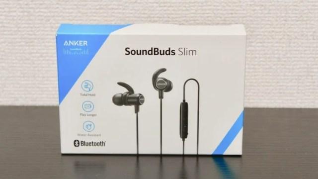 Anker SoundBuds Slim