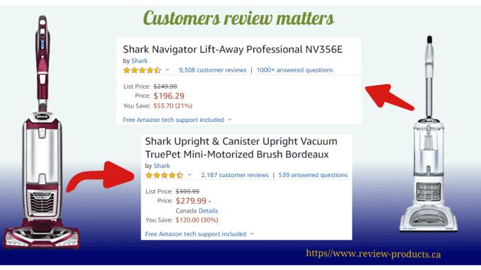 review shark vacuum cleaner
