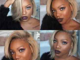 Black Hair Wigs For Women Human Hair 22