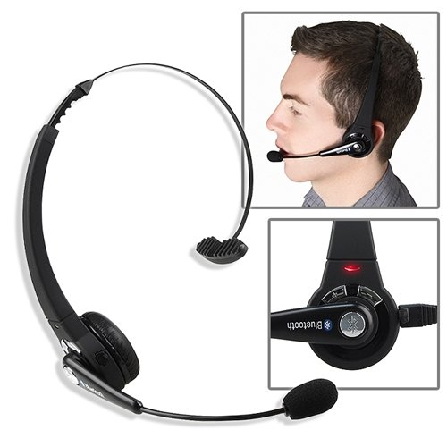 Wireless Bluetooth Headset for Sony PlayStation 3 PS3