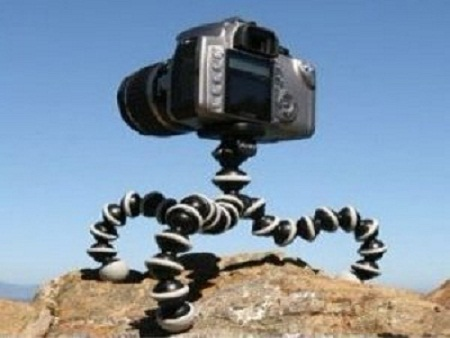 Tripods Foe iPhones