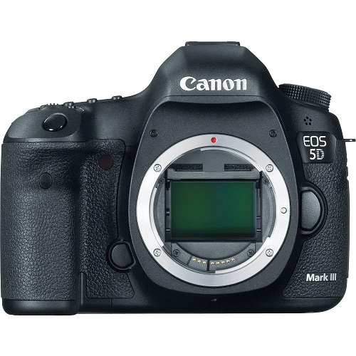 Canon EOS 5D Mark III 22.3 MP Full Frame CMOS with 1080p Full-HD Video Mode Digital SLR Camera